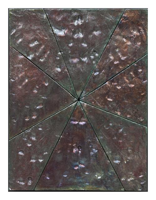 , 'Spiegel Kupferkern 2,' 2012, VAN HORN