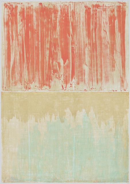 Christopher Le Brun, 'Changing Light Double', 2018, Paragon