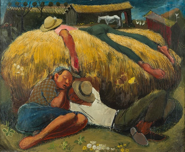 Ture Bengtz, 'Noon Nap', ca. 1948, Childs Gallery