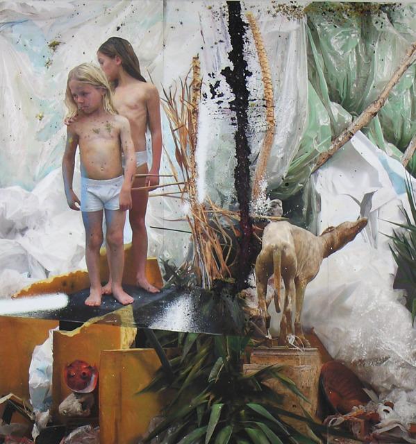 , 'The Pink Spy III,' 2013, Galerie Van de Weghe