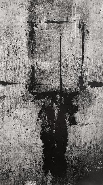 , 'Chicago 4 (Glyph on Wall),' 1949, Robert Klein Gallery