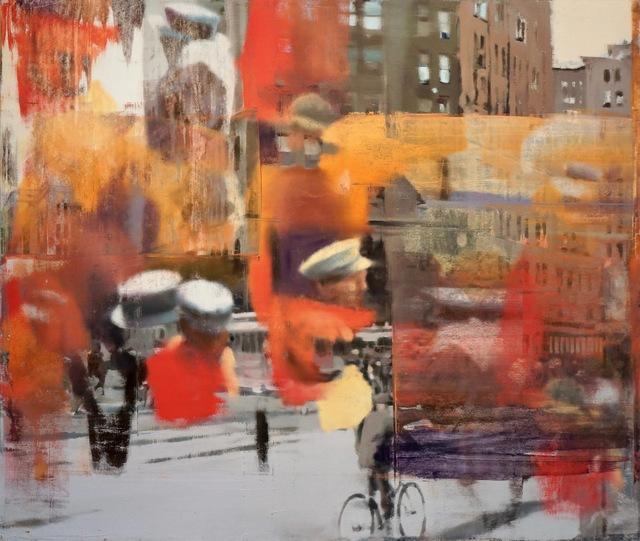 , 'Human Patterns,' 2016, Dolby Chadwick Gallery