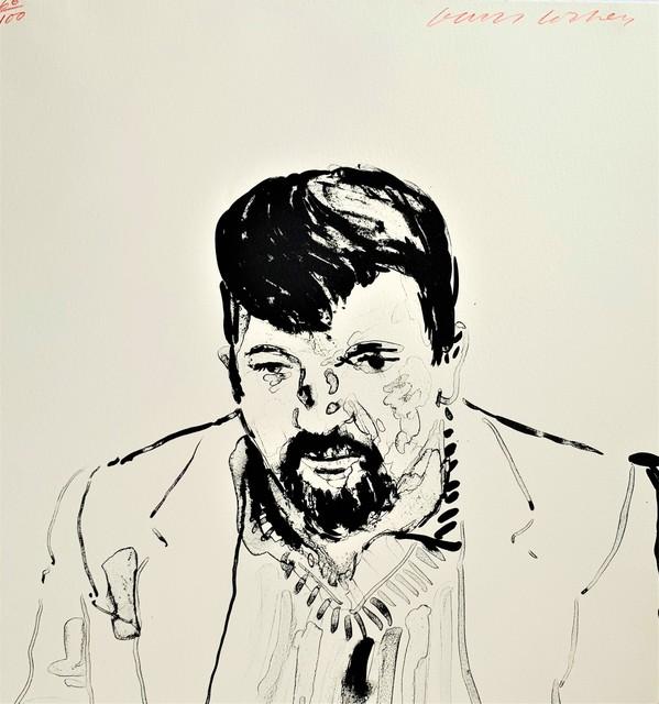 David Hockney, 'John Hockney', 1980, Redbud Gallery