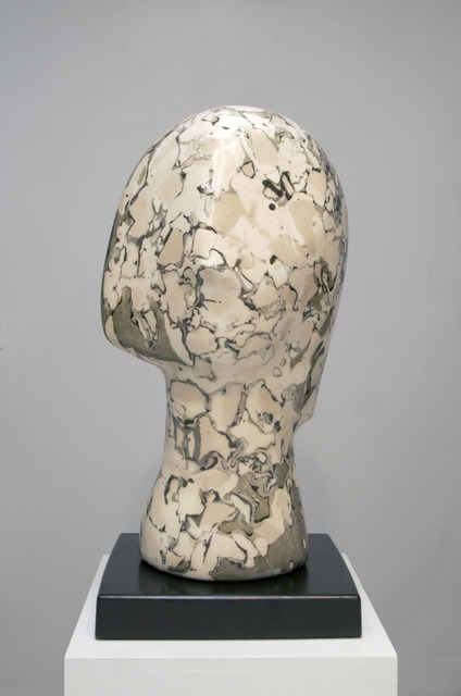 , 'Desiderium Head,' 2013, Valley House Gallery & Sculpture Garden