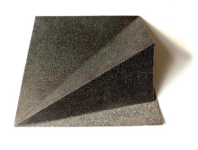 , 'Illegible Writings. Sculpture #1,' 1976, Aura