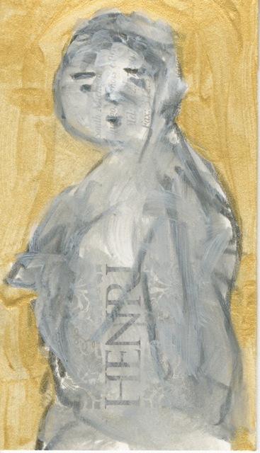 , 'Lady Elizabeth Bowes-Lyon,' 2015, Rod Bianco Gallery