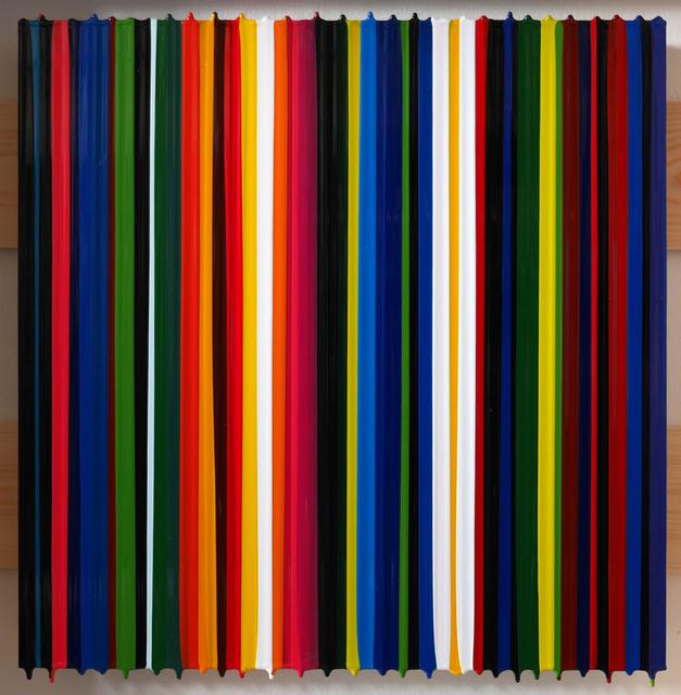 , 'Sun City Tanning 06:00 - 08:00 (Henry Hudson),' 2018, Hans Alf Gallery