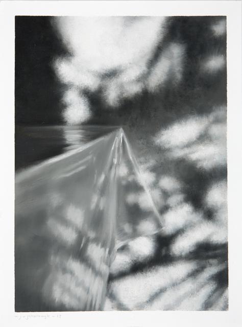 , 'Meinersen Künstlerhaus: Reflection study III,' 2017, Barnard