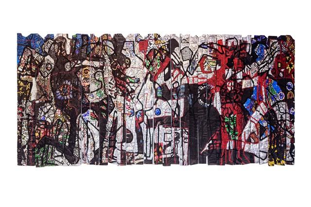, 'OMAMBALA, THE ENCOUNTER,' 2018, Kristin Hjellegjerde Gallery
