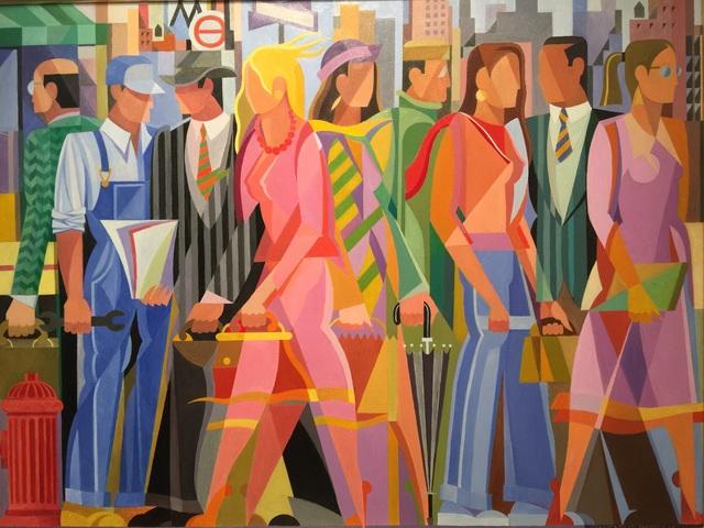 Giancarlo Impiglia, 'Morning Commute', 1998, MvVO ART