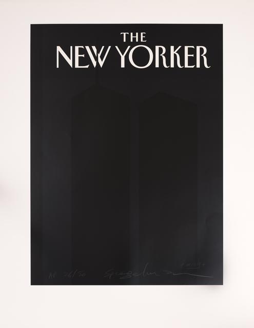 , 'Ground Zero (New Yorker Cover),' 2001, Marlborough Graphics