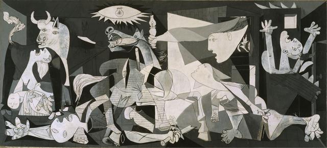 Pablo Picasso, 'Guernica', 1937, Museo Reina Sofía