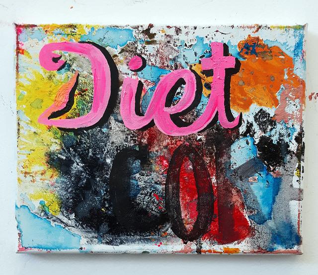 Alicia Gibson, 'Diet Coke 6', 2019, Tatjana Pieters