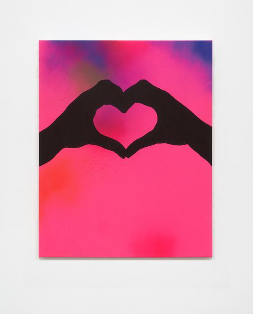 Michael St. John, 'Democracy (Love)', 2019, Team Gallery