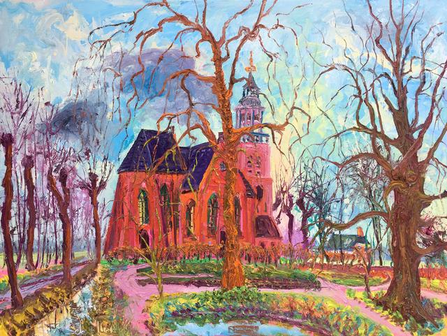, 'Petrus Church at Pieterburen,' 2018, Morren Galleries