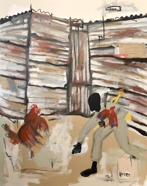 , 'To Feed A Nation,' 2019, Jonathan Ferrara Gallery