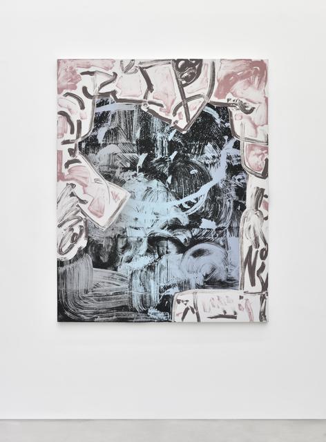 , 'Figure-5,' 2017, Galerie Christophe Gaillard