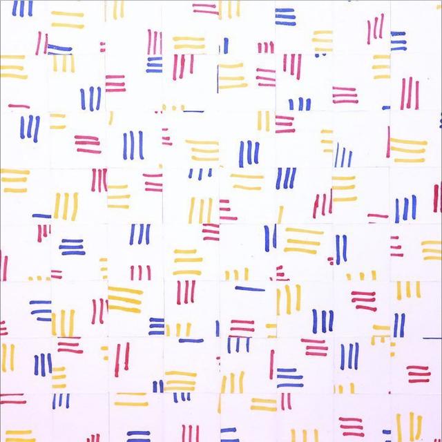 , 'Three Sticks,' 2016, InLiquid