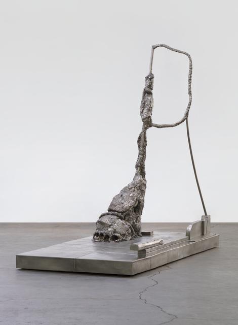 , 'Modern Hiker,' 2017, Vito Schnabel