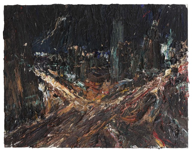 , 'Night View ,' 2015, Contemporary by Angela Li