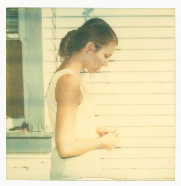 Stefanie Schneider, 'Untitled', 2005, Photography, Digital C-Print based on a Polaroid, not mounted, Instantdreams