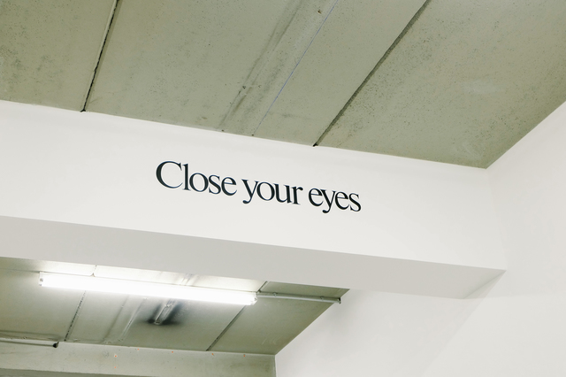 , 'Close your Eyes,' 2003-2015, Galerie Laurent Godin