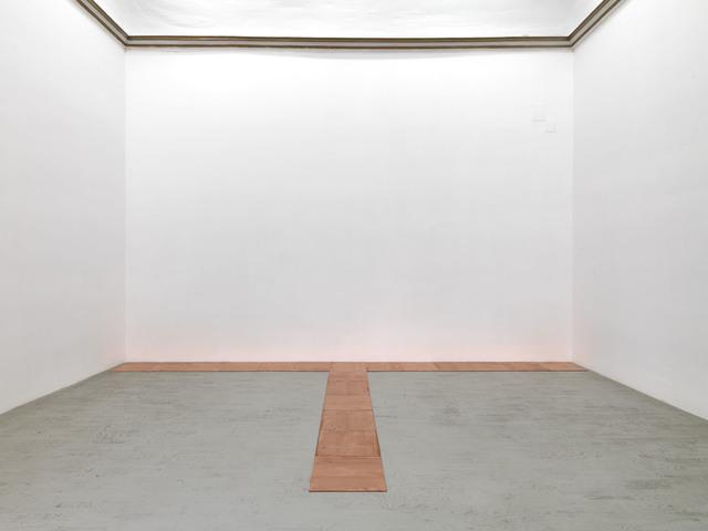 , '13 copper triode ,' 1975, Alfonso Artiaco