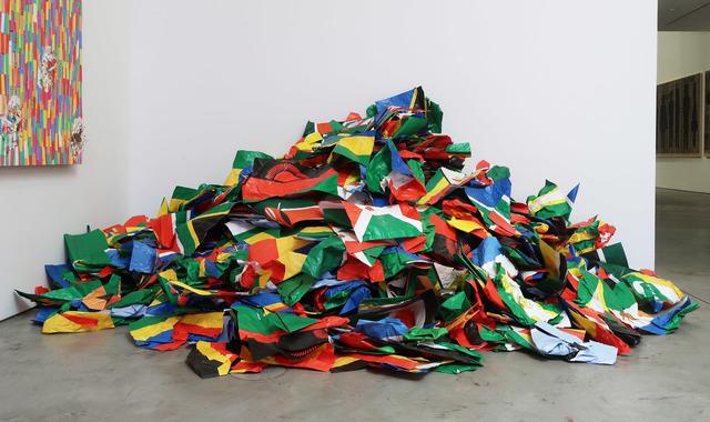 , 'Jpegafrica/Africagift,' 2006, Richard Taittinger Gallery