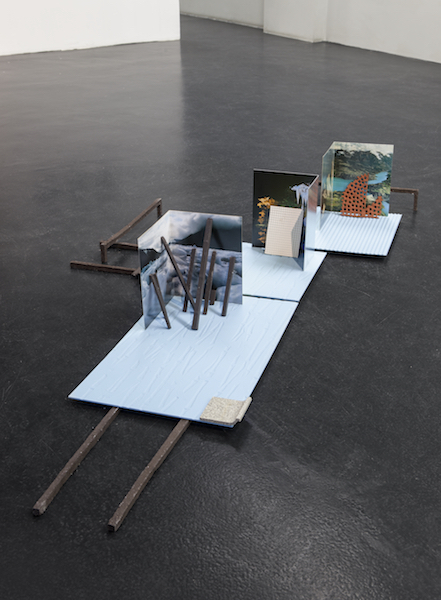 Marjoljn De Wit, Evidence of their existence, 2014, installation view at Otto Zoo. Courtesy Otto Zoo
