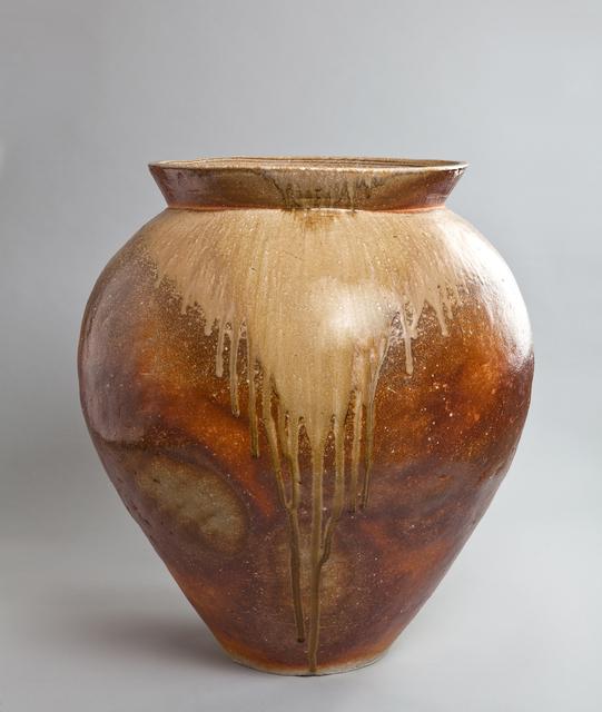 Jan Kollwitz, 'Echizen otsubo (Large jar in Echizen style)', Pucker Gallery