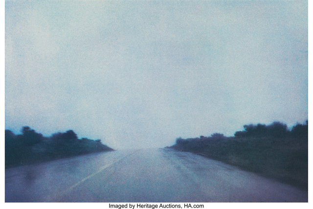 Bernard Plossu, 'Rain in New Mexico', circa 1980s, Heritage Auctions