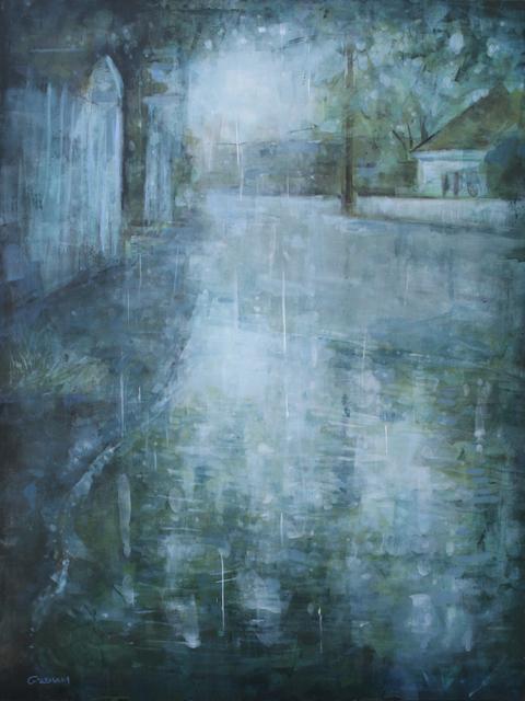 Adam Graham, 'Rainscape # 2', 2017, Rice Polak Gallery