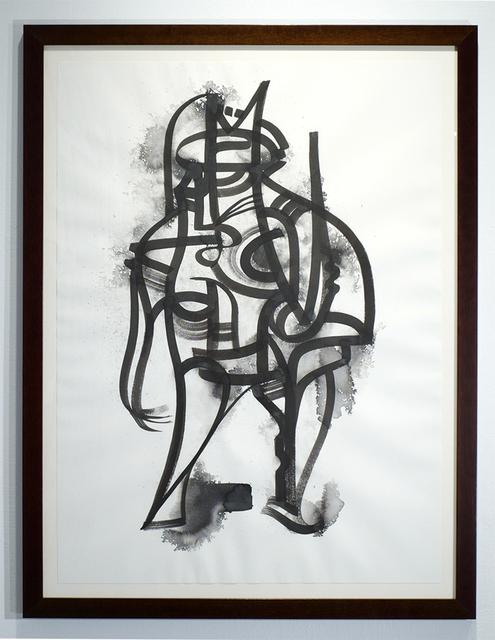 , 'TITAN2,' 2014, Jonathan LeVine Projects