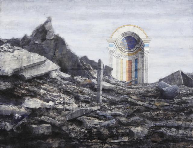 , 'CASTELUOTO,' 2016, Aurora Vigil-Escalera Art Gallery