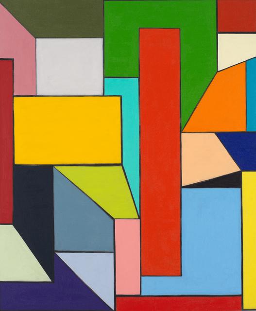 Charles Arnoldi, 'Critic', 2014, Modernism Inc.