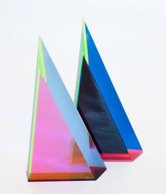Vasa, 'Triangles', 2012, Sculpture, Acrylic, Caviar20