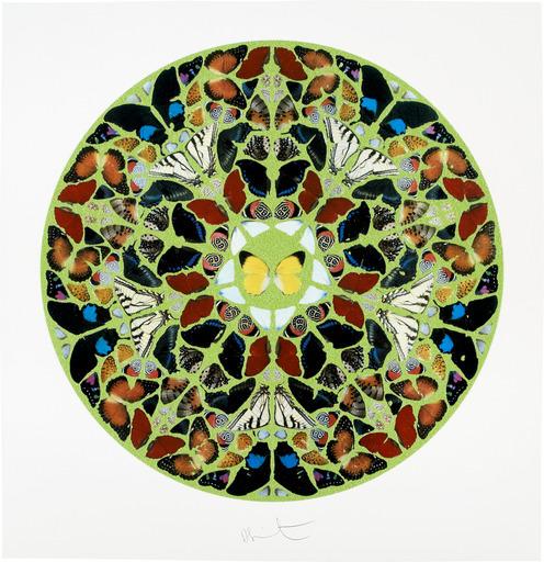 Damien Hirst, 'Domini est Terra', 2010, Vivian Choi Gallery