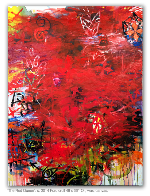 , 'The Red Queen,' 2014, Cross Contemporary Art