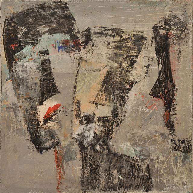 Brigitte Wolf, 'Do You Hear Me', Painting, Acrylic, Gallery at Zhou B Art Center
