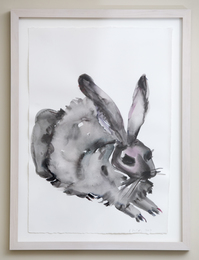 Kim McCarty, 'Black Rabbit,' 2017, Friends Seminary: Benefit Auction 2017
