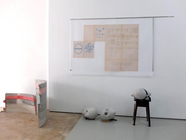 , 'S.L (Suplement) V.1,' 2017, Moisés Pérez De Albéniz