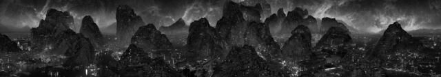 , 'Journey to the Dark,' 2017, HDM Gallery