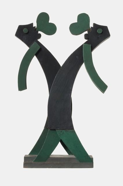 , 'Heart Eaters (Mangiatori di cuori),' 1923, Guggenheim Museum