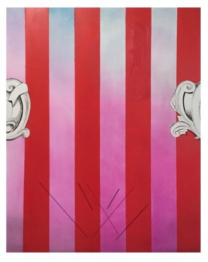 , 'Heraldic Handles,' 2015, Simone Subal