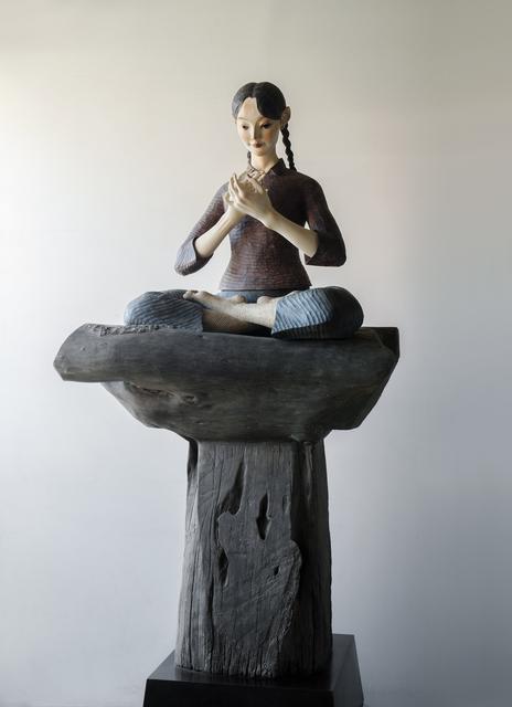 , ' Yoga – Prana   ,' 2016, Tina Keng Gallery
