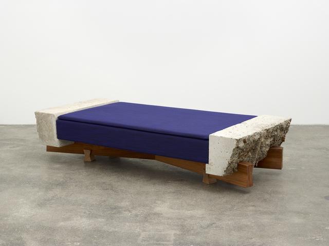 , 'Hesitations Bench,' 2018, Etage Projects