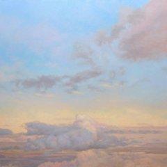 , 'Yellow Sky,' 2017, Andra Norris Gallery