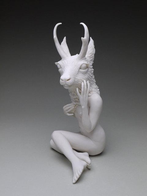 , 'New Symbiosis: Pronghorn,' 2017, William Baczek Fine Arts
