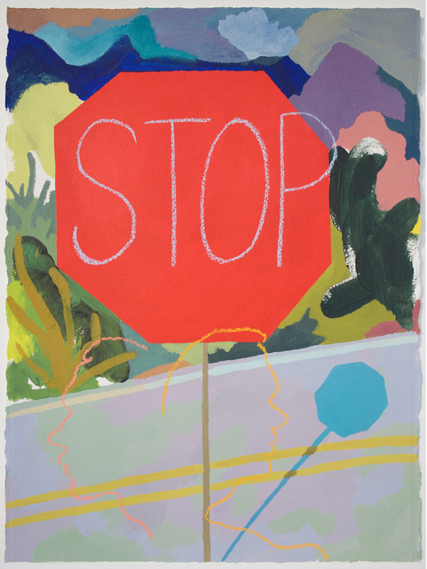 , 'Look Both Ways,' 2016, Stuart & Co. Gallery