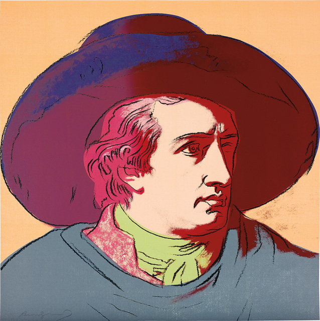 Andy Warhol, 'Goethe', 1982, Phillips